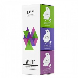 White - Coffret